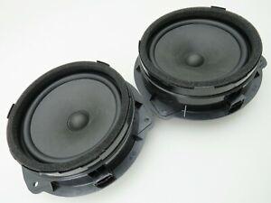 8V4035411B Original Speaker Woofer Rear Pair Right Left Audi A3 8V