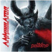 Annihilator  - For the Demented - New Ltd CD Album Digipak