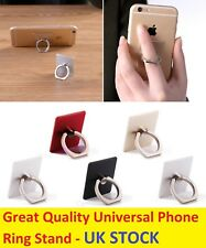 Agarre de dedos Anillo Giratorio Soporte Soporte Teléfonos Móviles iPhone Tableta iPad oro Reino Unido