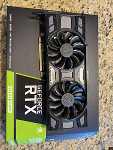 EVGA GeForce RTX 2060 SUPER 8 GB GDDR6 Graphics Card (08GP43062KR)