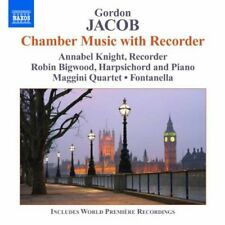 Annabel Knight - Jacob: Chamber Music With Recorder [CD]
