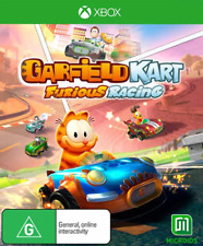 Garfield Kart Furious Racing Xbox One Game NEW