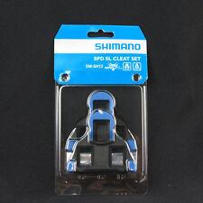 Shimano SM-SH12 Vélo 2 Degrés Jeu de Cales Pédales SPD SL / Pedal Cleats Set