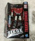 Sideswipe - Transformers - Siege War for Cybertron - NEW