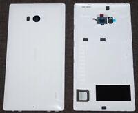 Original Nokia Lumia 930 Akkudeckel Battery Cover + Kamera Scheibe Weiss white