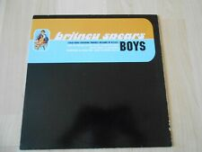 Britney Spears ‎  Boys  US 2002 12""