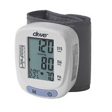 Drive Medical BP2116 Automatic Blood Pressure Monitor Wrist Model NEW