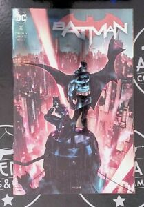 Batman #90 (2020) NM DC Comics Wondercon Foil Variant 1st app The Designer