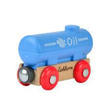 """Eichhorn 1356 Remorque """" Pétrolier """" pour Rails de Train en Bois Neuf ! #"""