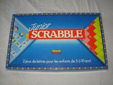 Scrabble Junior Ancien Habourdin 1989