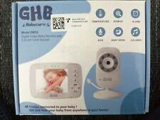 GHB Babyphone 3,2 Zoll Smart Baby Monitor