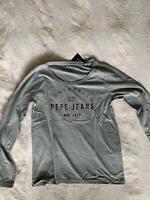 Pepe Jeans Grey Womens Longsleeve T-Shirt