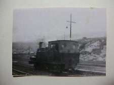 ESP634 - 1952 FC CANTABRICOS LLANES Railway - STEAM LOCOMOTIVE Photo Spain