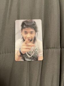 SHiNee minho lucifer photocard
