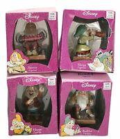 Snow White & The Seven Dwarfs Sneezy Bashful Happy Sleepy Figurine CVS ENESCO