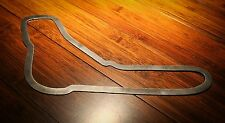 """48"""" Monza Track Outline Wall Art Hanging Man Cave Gran Prix Course"""