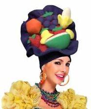 New Tutti Frutti Foam Fruit Hat by Funky Fresh 2051 Costumania