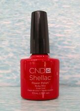 CND SHELLAC RUBY RITZ Perfect Pair UV/LED Gel Nail Polish .25 oz NEW Limited Ed.