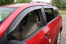 Vent Shade Visors 2008 - 2010 Dodge Van, Caravan (all) Wind Deflectors