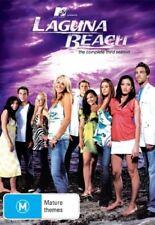 Laguna Beach : Season 3 (DVD, 2008, 3-Disc Set) *New & Sealed* Region 4