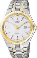 CITIZEN BM6544 Women's Watch Silver Gold