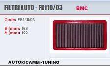 FILTRO ARIA SPORTIVO BMC ALFA 33 (905) PRIMA SERIE 1.3 1.5 1.7 1.8 110/03
