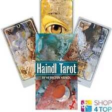 HAINDL TAROT CARDS DECK BY HERMANN HAINDL ORACLE ESOTERIC TELLING NEW