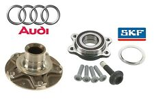Genuine For Audi A6 A8 Quattro R8 S6 S8 05-15 Front/Rear Wheel Hub & SKF Bearing