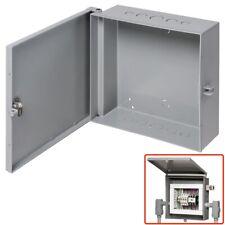 """Arlington Outdoor Electric Cabinet Enclosure Box Heavy Duty Plastic 11"""" x 11"""""""
