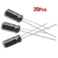 20 x 100uF 10V 105C Radial condensatore elettrolitico 5x11mm S5E2
