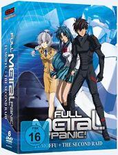 Full Metal Panic! Fumoffu & The 2nd Raid - DVD-Edition