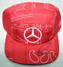 Lewis Hamilton Signed Mercedes Silverstone GP F1 Cap / Hat - Limited Edition