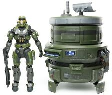 Halo Reach Generator Defense SPARTAN JFO Olive Green Action Figure McFarlane