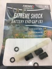 Firenock Extreme Shock Battery End Caps