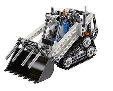 LEGO - Cargadora compacta con orugas, multicolor (42032)