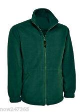 Ladies Loose Fit Fleece Jacket Size 10 to 28 Plus NEW