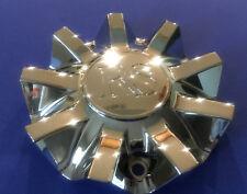 RS RED SPORT Custom Chrome Center Wheel Caps CSRSW33-B2P with Screw