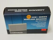 Ademco 4281 Series Wireless Receiver - With Diversity - Model 4281H