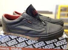 Vans Old Skool SLAYER black/red Men's Size 11.5