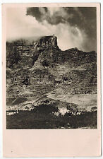Table Mountain in Cape Town Area, South Africa, 1939 to Germany