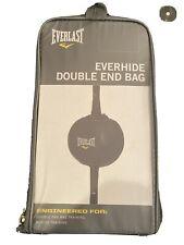 Everlast Everhide Double End Striking Punching Bag Indoor - Brand New - Unused