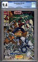 Amazing Spider-Man 360 CGC Graded 9.4 NM 1st Cameo of Carnage Marvel Comics 1992