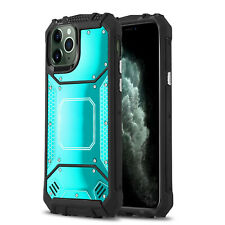 for IPHONE 11 PRO MAX X XS MAX XR 8 7 6 S PLUS, [Alloy Series] Metal Case Cover