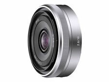Sony 16mm F/2.8 Lens Sel16f28 0188136 for E Mount