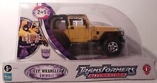 Transformers Alternadores: Jeep Wrangler-Swindle-Hecho Por Hasbro