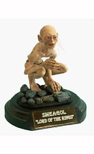 Golum/Smeagol Figurine (Un Painted) in Cold Cast Porcelain