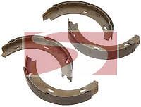 Metzger Parking Brake Shoes Accessory Kit For CHRYSLER MERCEDES 95-12 1639930010
