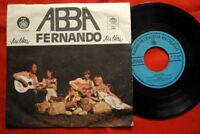 "ABBA FERNANDO/ TROPICAL 1976 UNIQUE LABEL EXYU 7""PS"