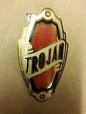 trojan brown head tube badge  #005A