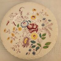 "Vernon Kilns ""Chintz"" 14"" Large Serving PLATTER Made in USA Vintage CA Pottery"